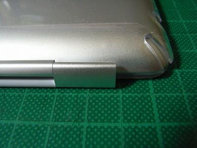 iPad2にハードカバー装着