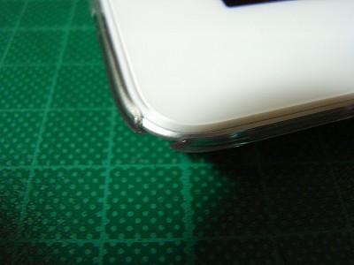 iPad2カバー装着。