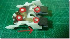S1500パッド分解1